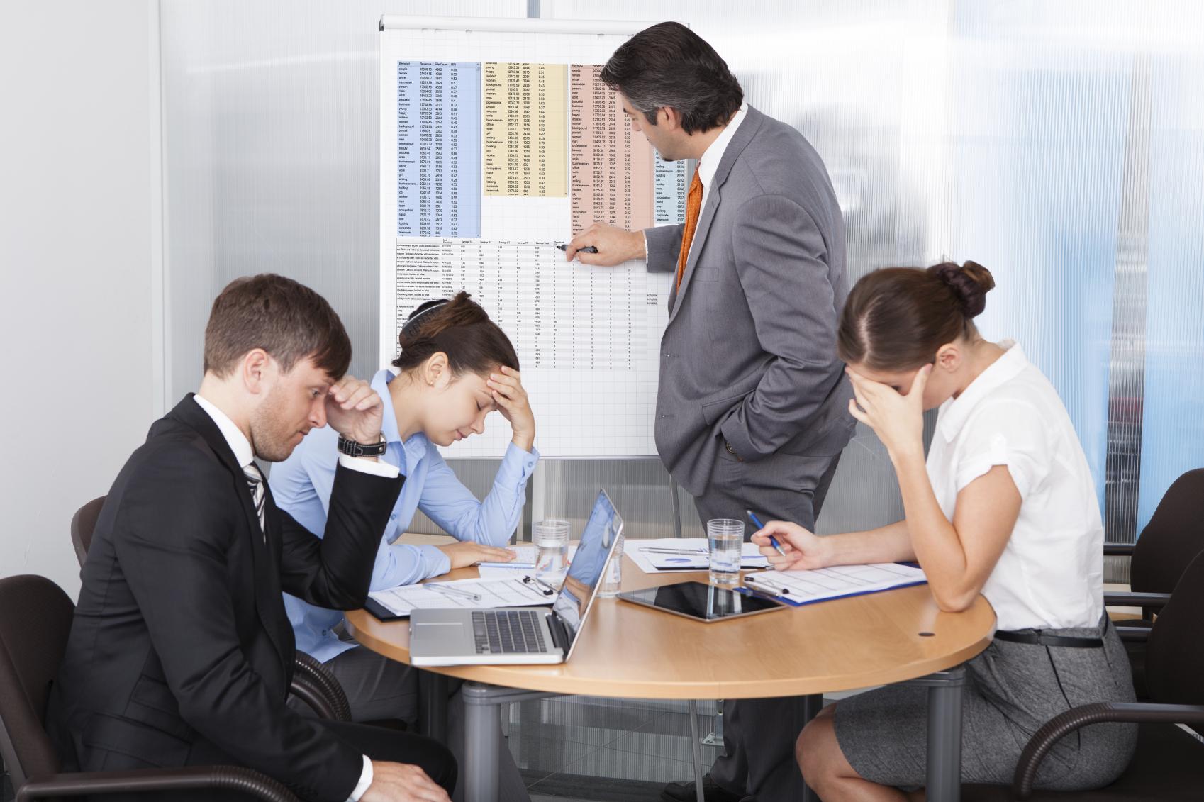 Cum știi dacă suferi de sindromul burnout (epuizare profesională)?
